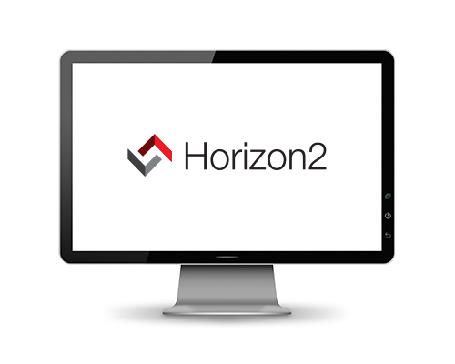 Horizion2 on a PC - Systems page side image